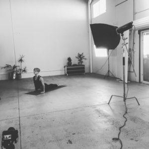 Yoga Filming 11past11studio Goldcoast