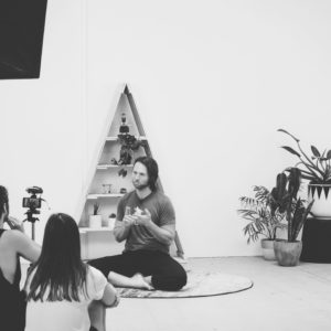 Yoga Wellness Filming Online Course at 11past11studio Gold Coast