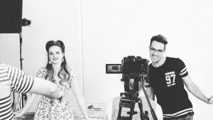 Film Making for a youtube Contents at 11Past11Studio Gold Coast