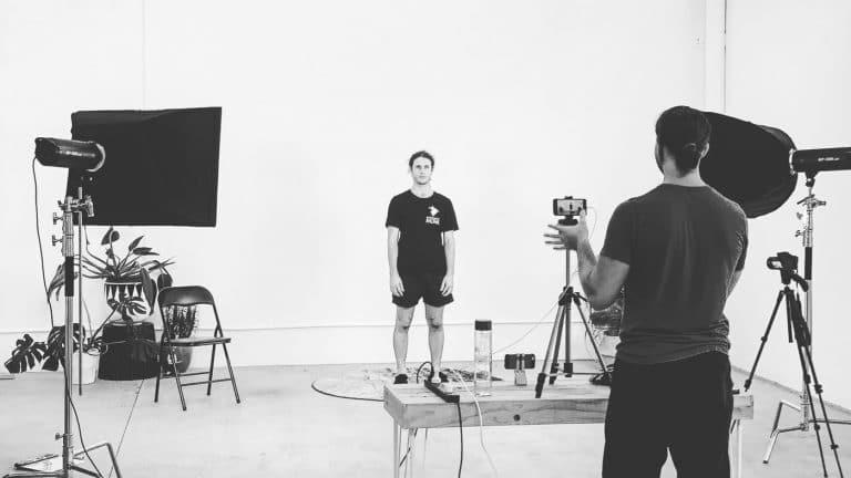 Gold Coast 11Past11Studio Currumbin Fitness Film Making