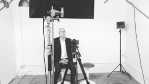 Interview Set up at 11Past11Studio Gold Coast
