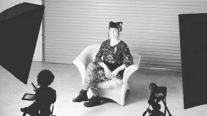 Hayley Hoopla Video Shoot at 11Past11Studio Gold Coast