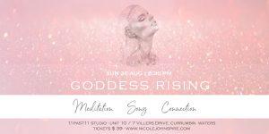 Nicole Joy Goddess Rising