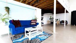 11Past11Studio Lounge Area