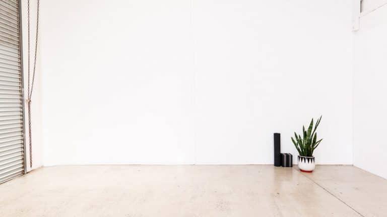 11Past11Studio Gold Coast Studio Hire White Wall Are